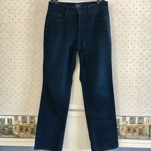 Not Your Daughters Jeans Marilyn Straight Size 6